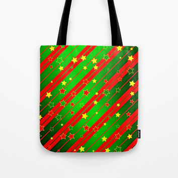 Christmas2 Tote Bag by Karl-Heinz Lüpke
