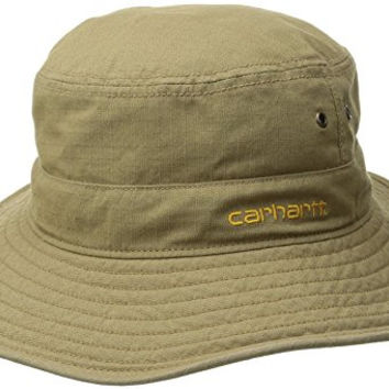 Carhartt Men's Billings Boonie Hat,Dark Khaki,Large/X-Large x LXL