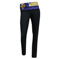 Minnesota Vikings Cameo Yoga Pants