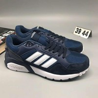 ADIDAS Run9tis Fashion Casual Running Sneakers Running Sports Shoes Navy G-CSXY