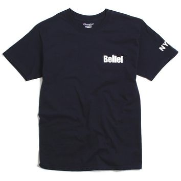 World Trade Champion T-Shirt Navy