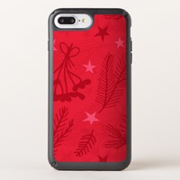 Red Christmas Speck iPhone Case