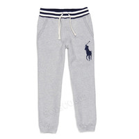 Polo Ralph Lauren Sweatpants Joggers Gray