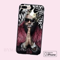 New Rick Ross Rather You Than Me Hard Plastic CASE Cover iPhone 6s/6s+/7/7+/8/8+
