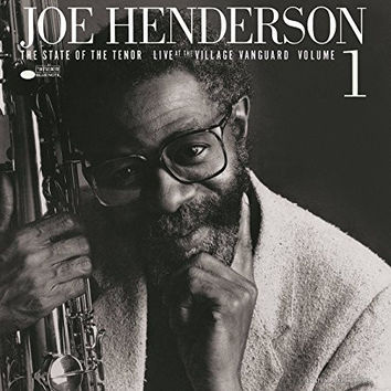 Joe Henderson - State Of The Tenor, Live At The Village Vanguard Vol 1 LP