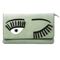 Winking Eye Clutch