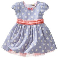 Harajuku Mini for Target® Toddler Girls' Short-sleeve Dress - Nautical Blue