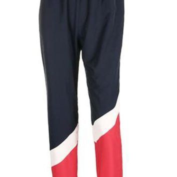 Cher High Waist Sporty Trouser Pants