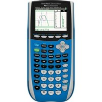 Texas Instruments TI-SEC84 Color Screen Graphing Calculator, Blue | Staples