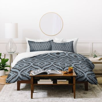 Heather Dutton Trevino Dusk Duvet Cover