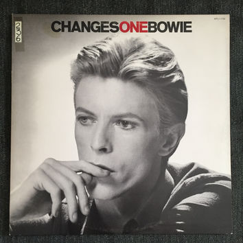 Bowie, David - ChangesOne (Used LP)