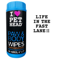 Paw & Body Wipes | Pet Head