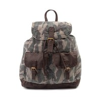 Camo Fashion Backpack, Multi, at Journeys Shoes
