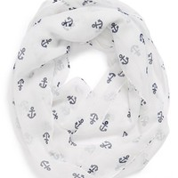 Tucker + Tate Print Infinity Scarf (Girls) | Nordstrom