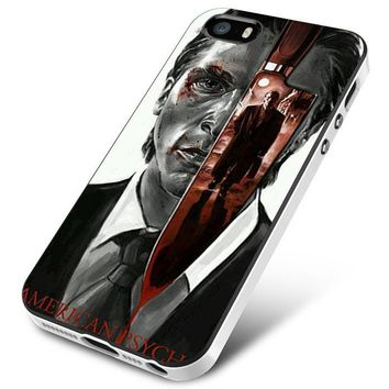 American Psycho iPhone 5 | 5S | 5SE Case Planetscase.com