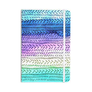 "Sreetama Ray ""Aqua"" Cool Paint Everything Notebook"