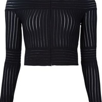 Barbara Casasola Off-the-shoulder Knit Top - Just One Eye - Farfetch.com