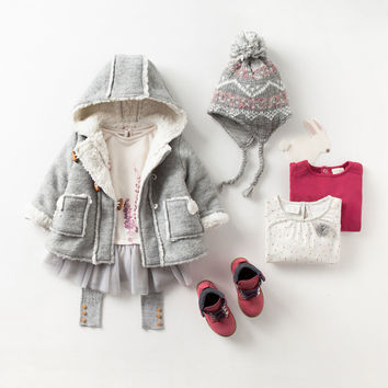- Shop by Look - Baby girl (3 months - 3 years) - KIDS | ZARA United States