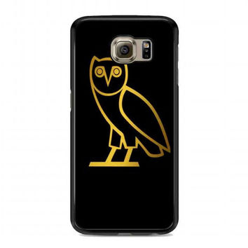 OVOXO Hoodie, Owl For samsung galaxy s6 case