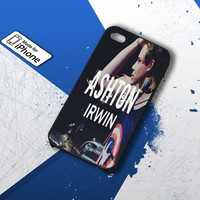 Ashton Irwin 5SOS Cover for iPhone 4/4S iPhone 5/5S by Imunisasi