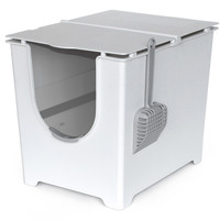 The Flip Litter Box - Buy Now, Free Shipping in the U.S.