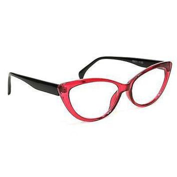 f3481c8a51 NWT Women Cat Eye Reading Glasses Scarlette Fashion Style