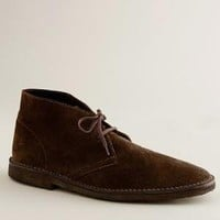 Suede MacAlister boots - J.Crew