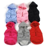 Winter Warm Cute Dog Jackets