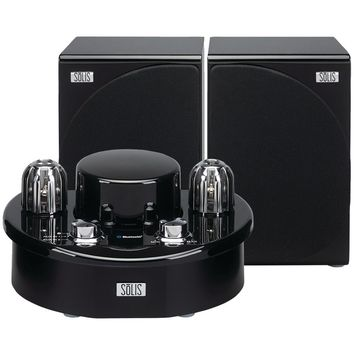 Solis So-7500 Stereo Bluetooth Vacuum Tube Audio System