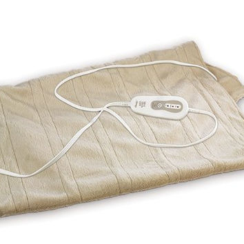 Mind & Body Electric Spa Wrap Blanket