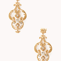 Statement Baroque Earrings