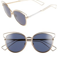Dior 'Sideral' 56mm Sunglasses   Nordstrom