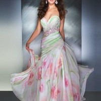 MacDuggal 64292M Dress at Peaches Boutique