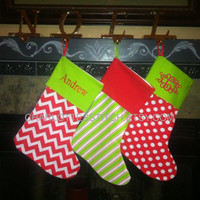 Personalized / Monogrammed Christmas Stockings