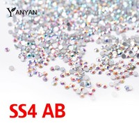 Nail Art Rhinestones 1440pcs/ No fix Glitter DIY 3d