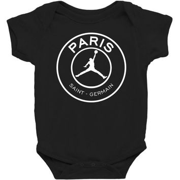 Jordan x Paris Saint-Germain Baby Bodysuit