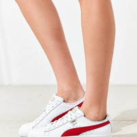 Puma Clyde Core Foil Sneaker   Urban Outfitters