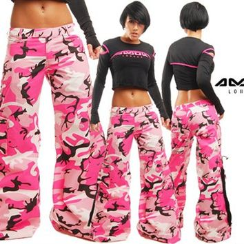 Amok Trooper Pants : Amok London Rave and Alternative Clothing
