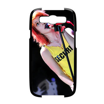 Hayley Williams Paramore Singer Samsung Galaxy S3 Case
