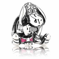 disney parks eeyore pandora jewerly charm new with pouch