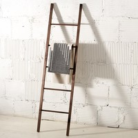 JOINERY - Walnut Dressing Ladder by Tenebras - HOME