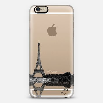 Take Me To Paris iPhone 6 case by Love Lunch Liftoff | Casetify