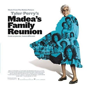 Various artists - Madea's Family Reunion
