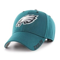 Philadelphia Eagles Classic Visor Adjustable Hat