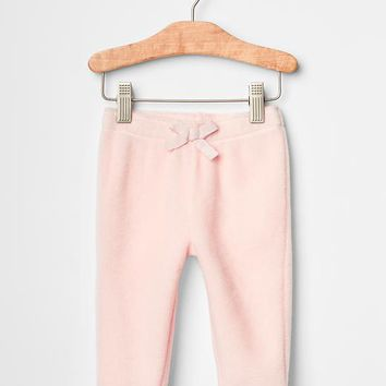 Gap Baby Fleece Knit Pants