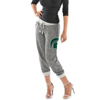 Juniors Michigan State Spartans Let Loose by RNL Charcoal Mott French Terry Jogger