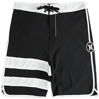 Hurley Mens Block Party Solid Classic Fit Board Shorts