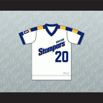 Oakland Stompers Football Soccer Shirt Jersey Any Player or Number New