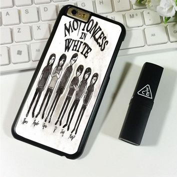 Motionless In White (monster cartoon) iPhone 6 Plus | 6S Plus Case Planetscase.com