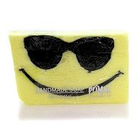 Health And Beauty Smiling Face/Sunglass Bar Soap Body Care